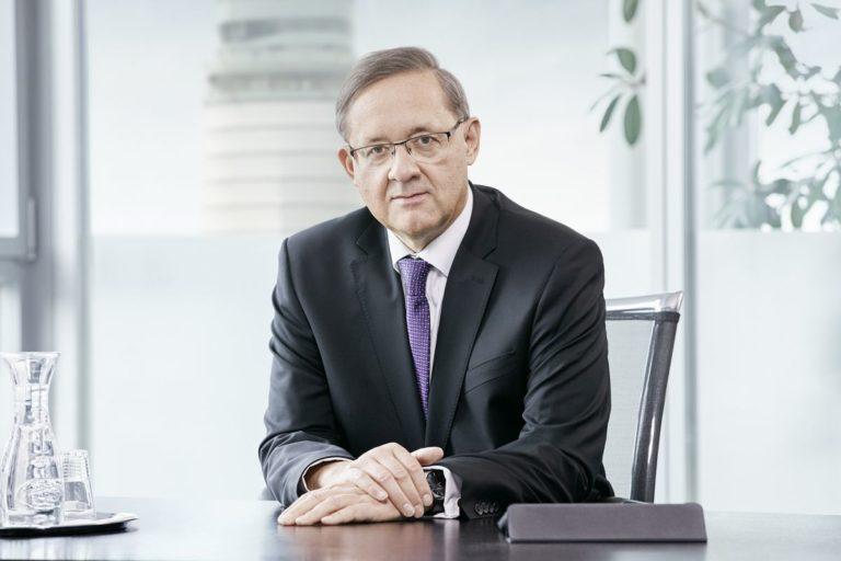 Portrait Dr. Günter Ofner, CEO/CFO