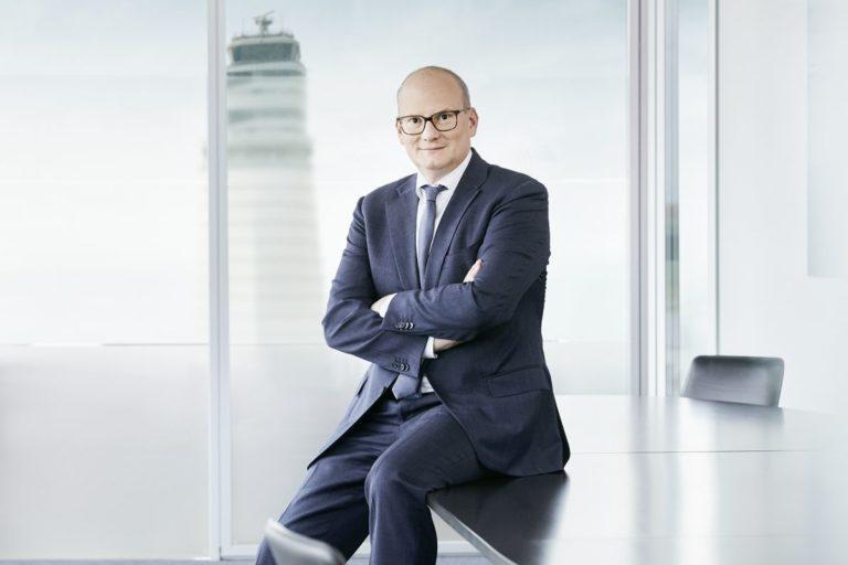 Portrait Mag. Julian Jäger, CEO/COO