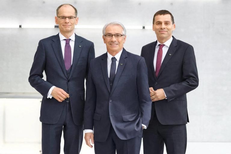 Portraitfoto des Vorstands