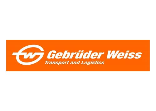 Logo Gebrüder Weiss Logistik